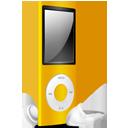 iPod Nano yellow off-128