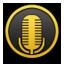 Honeycomb Sound Recorder Icon