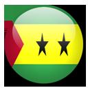 Sao Tome and Principe Flag-128