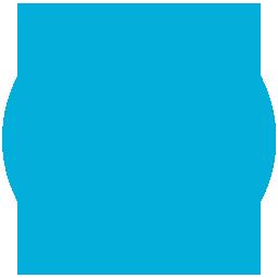 Metro Desktop Blue