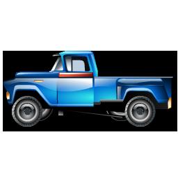 4x4 Pickup Icon Download Iconshock Transportation Icons Iconspedia