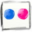 Flickr hand drawn Icon