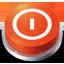 Button shutdown Icon