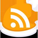 Xmas feed orange-128