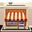 Shop building Icon