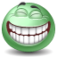Laughting Out Loud emoticon Icon