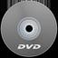 DVD Gray Icon