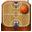 Basketball wooden-32