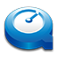 Quicktime puck icon