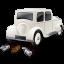Wedding Car Back-64