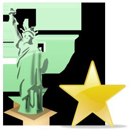 Statue of Liberty Star