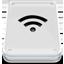 Hard Disk Wifi icon