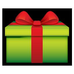 Gift green