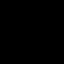 Metro World Black icon
