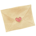 Love Mail drawing-128