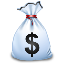 Money Bag Icon   Download Financial Accounting icons ...