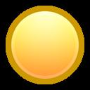 Ball yellow