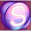 Skype purple-64