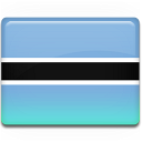 Botswana Flag-128