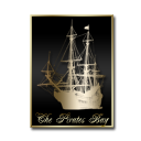 The Pirates Bay Black and Gold-128