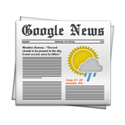 Android NewsWeather