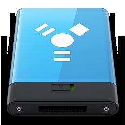 HDD Blue Firewire W