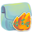 Gaia10 Folder Burn icon