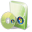 Vista home basic disc icon