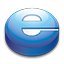 Internet Explorer puck icon