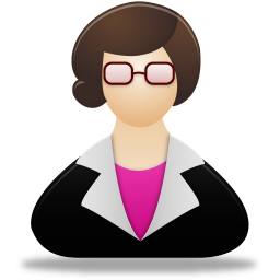 Teacher Female Icon Download Pretty Office Part 10 Icons Iconspedia