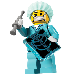 Lego Surgeon