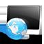 Network Windows 8 Icon