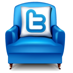 Twitter armchair