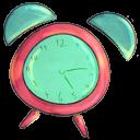 Clock Cartoon-128