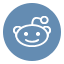 Reddit Round icon