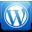 Wordpress blue-32