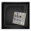 Black Microsoft Visio icon