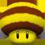 Bee Mushroom icon