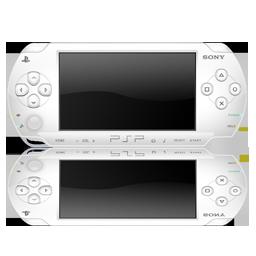 PSP White 2