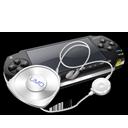 PSP umd headphones-128