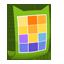 Gif colors icon