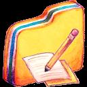 Note Folder-128