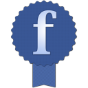 Badge Facebook-128
