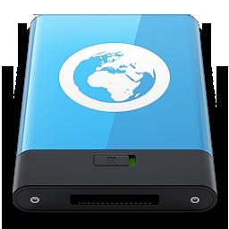 HDD Blue Server W