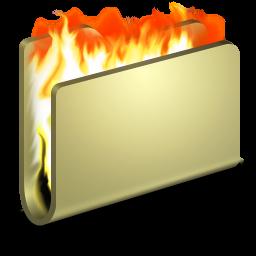 Burn Folder
