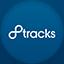 8tracks flat circle icon
