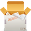 Fragile Delivery Icon