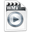 Video wmv icon