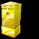 Letter box-128