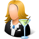 Bartender Female Light-128